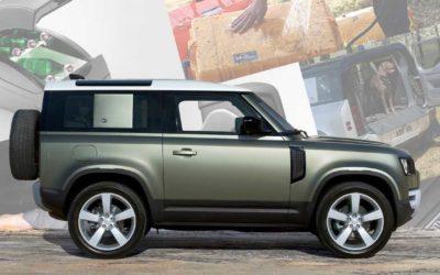 Campagne Land Rover Defender