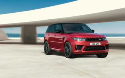 Campagne Range Rover Sport